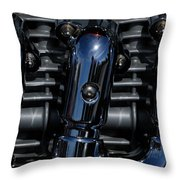 Triumph 4 - Exhausting Throw Pillow