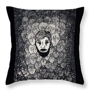 Existentialist Throw Pillow