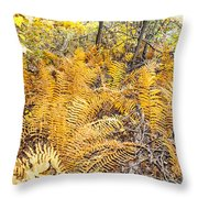 Exotic Plants Of The Dunes Throw Pillow