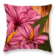 Exotic Thing Throw Pillow