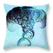 Expanding Throw Pillow