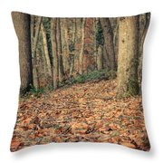 Expectation Throw Pillow