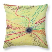 Experience Throw Pillow