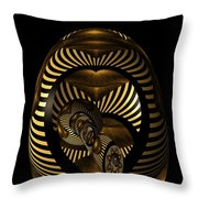 Exploration Into The Unknown Throw Pillow