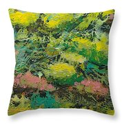 Extract Throw Pillow