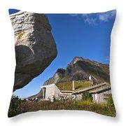 Extraordinary Landscape6 Throw Pillow