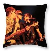 Extreme Throw Pillow