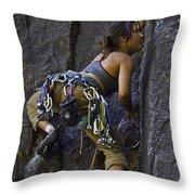 Extreme Sports Throw Pillow