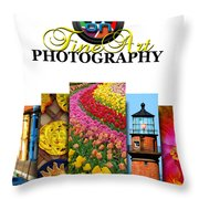 Eye On Fine Art Photography March Cover Throw Pillow