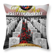 Eye On Fine Art Photography May Edition Throw Pillow