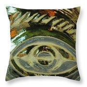 ...eye See... Throw Pillow
