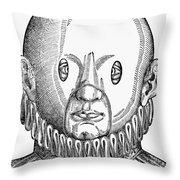 Eye Treatment, 1583 Throw Pillow