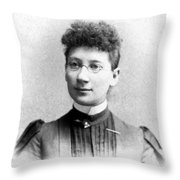 Eyeglasses, C1880 Throw Pillow