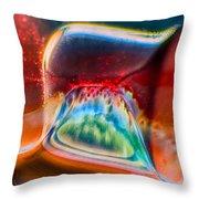 Eyeland Throw Pillow by Omaste Witkowski