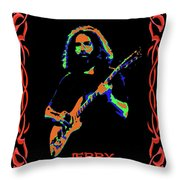 Eyes Of Our World Throw Pillow