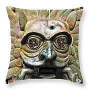 Eyes Of The Beast Throw Pillow