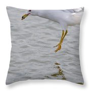 Eyes On The Prize 2 Throw Pillow