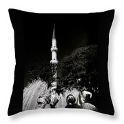 Eyup Throw Pillow