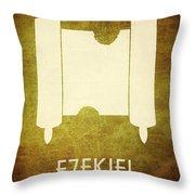 Ezekiel Throw Pillow