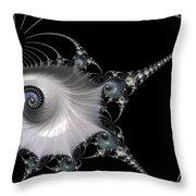 Abstract Unicorn 41945 Throw Pillow