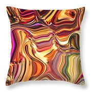 Fabric Fair Throw Pillow