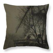 Fabyan Windmill Throw Pillow