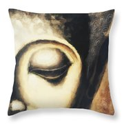 Face Neo Throw Pillow