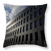 Fade To Gray Throw Pillow