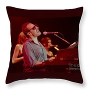 Donald Fagan-gp07 Throw Pillow
