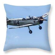 Fairchild Pt-23 Throw Pillow