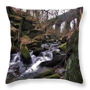 Faires Chapel Throw Pillow