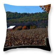 Fairfield Farm Throw Pillow