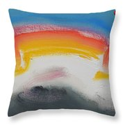 Fairground Attraction Throw Pillow