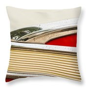 Fairlane Detail Throw Pillow