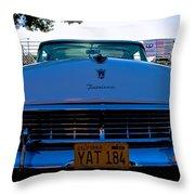 Fairlane Ford Throw Pillow