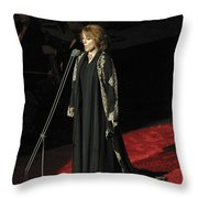 Fairouz Throw Pillow