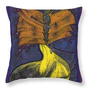 Fairy Godmother By Jrr Throw Pillow