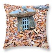 Fairy House Throw Pillow