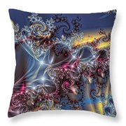 Fairy Queen Throw Pillow