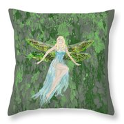 Fairy Throw Pillow