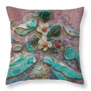 Fairytale Dance Throw Pillow