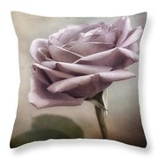 Faith Throw Pillow by Darlene Kwiatkowski