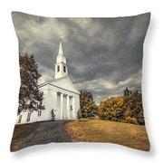 Faith Embrace Throw Pillow