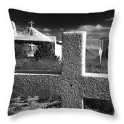 Faith - New Mexico  Throw Pillow