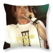 Faith No More Throw Pillow