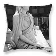 Faithfully Accepted  Throw Pillow