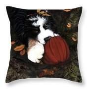 Fall 4 U Throw Pillow