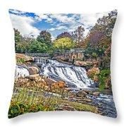 Fall Arrival Throw Pillow
