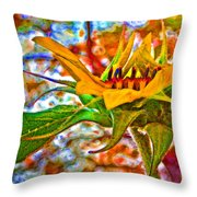Fall Aspirations Throw Pillow