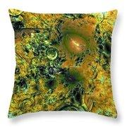 Fall Mystic Throw Pillow